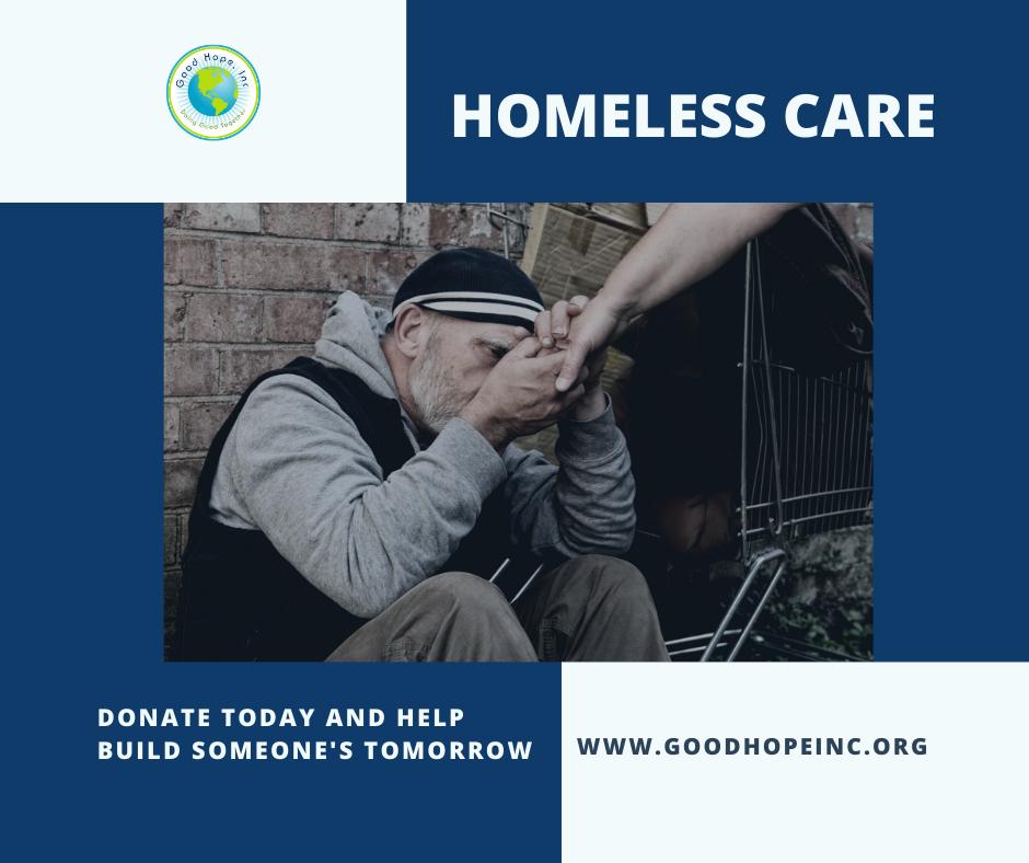 homeless care good hope