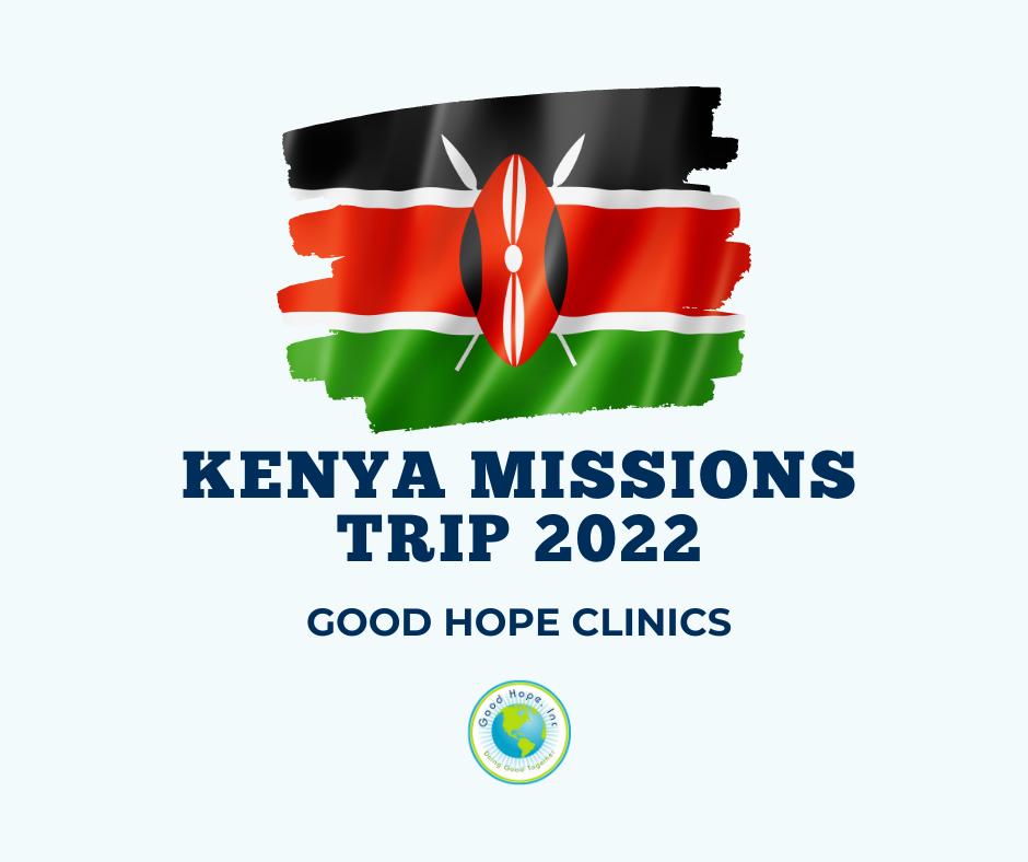 Kenya Missions Trip 2022
